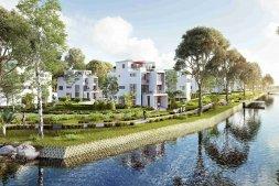 Sở Hữu Căn Nhà Phố Rio Vista chỉ 2,9 tỷ căn ngay tại Phước Long B,Quận 9.Lh 0938.444.369