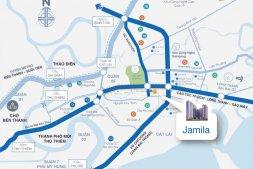 Mở Bán Lock B Cơ Hội Cuối Cùng Để Sở Hữu Căn Hộ Jamila Khang Điền Quận 9.0938444369