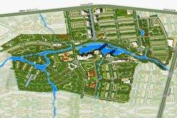 Đất nền Cần Giuộc -  tiềm năng bất động sản sinh thái miền Tây