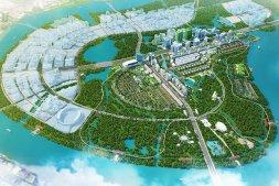 Các công trình hạ tầng giá trị gần Eco Green SaiGon Quận 7?