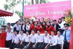Sunland Sài Gòn khai trương văn phòng đại diện quận 9