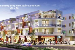 Nhà phố thương mại Lovera Premier Sản Phẩm Đáng Mua Nhất Năm 2020