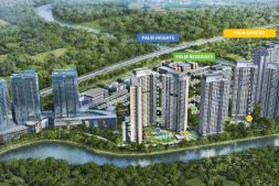 REVIEW đánh giá tiềm năng đầu tư căn hộ PALM GARDEN KEPPEL LAND, Quận 2