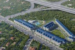 Khang Điền và các dự án nhà phố đình đám