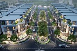 Thị trường nhà phố với nhiều biến động