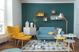 Cách bố trí nội thất phòng khách chung cư sang trọng và tinh tế
