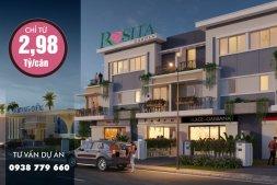 19 vấn đề khách hàng cần biết về dự án nhà phố Rosita Khang Điền?