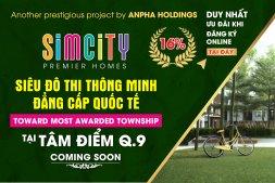 Mở bán 68 căn nhà phố,biệt thự đẹp nhất dự án simcity quận 9 liên hệ 0934 125 573