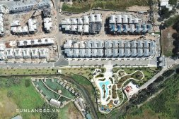Tiến độ dự án Verosa Park Khang Điền tháng 12/2019