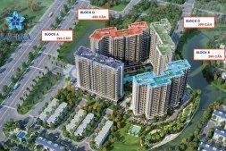 Thống kê số lượng căn hộ Safira Khang Điền trước ngày mở bán