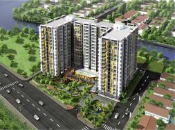 Dự án căn hộ chung cư Flora Anh Đào