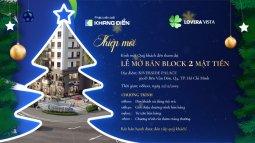 Event mở bán Block 02 mặt tiền Lovera Vista Khang Điền