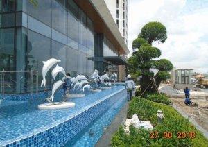 Chuyển nhượng nhanh căn hộ Jamila-Khang Điền, 2PN,dt 77m2.LH 0932799660