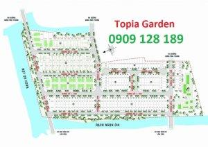 Cần vốn để KD nên chuyển nhượng lại lô đất Topia Garden giá chỉ 17tr/m2 - 0909128189