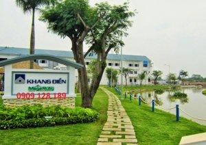 Cho thuê nhà NC ngay liền kề KCN SamSung Q.9 gồm 3PN khu Compound giá 17 triệu