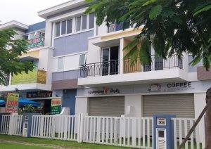 Bán căn Shophouse khu dân cư Rosita Garden Khang Điền giá mềm chỉ 62,5 triệu/m2 nhà 3 tầng