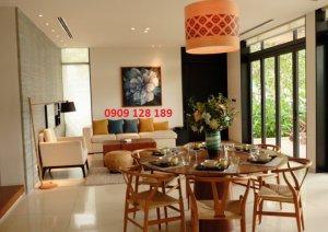 Cần bán gấp căn góc Biệt Thự 300m2 cách Vincom Thảo Điền 13 phút - 0909128189