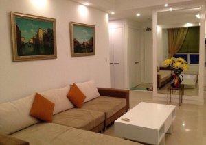 Căn hộ The Manor cho thuê giá rẻ, 98m2