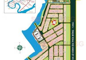 Cần bán gấp Lô Đất KDC Khang An Q.9 dt: 6x22 giá 43.5 tr/m2