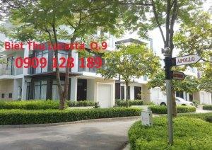 Bán BT Lucasta Khang Điền Q.9 gần khu  thể Thao Rạch Chiếc -0909128189