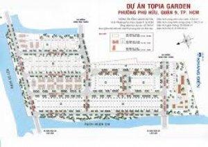 Cần bán gấp đất nền dự án Topia, lô nhà phố Hướng Đông Nam, giá 12.4tr...LH 0919009038 Mr.Quang