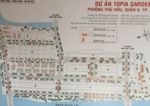 Bán gấp đất nền dự án topia, lô trục đường chính, giá 18,5tr..LH 0919009038 Mr.Quang