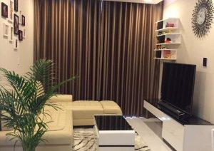 Cho thuê căn hộ Vinhome Central Park giá 600net, 1 phòng ngủ, LH: 0909667760