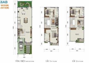 Bán căn nhà mặt tiền Nguyễn Thị Tư -KDC Rosita 7.5 tỷ LH 0914533366