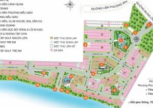 Bán gấp Biệt Thự Villa Park, giá 5.5 tỷ, đã có sổ hồng..LH 0919009038 Mr.Quang