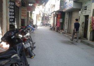 chính chủ bán nhà mặt ngõ 8 phố Bùi Ngọc Dương, thông sang phố Hồng Mai