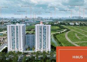 Căn hộ Hausneo - phong cách Châu Âu giá 1 tỷ - Phòng kinh doanh 0909 003 611