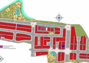 Bán căn BT song lập  Verosa Park Khang Điền.DT 228m2,Hướng TB.Giá 25.5 tỷ.LH  0906849239