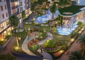 Bán căn hộ chung cư tại Jamila Khang Điền - Quận 9 - Hồ Chí Minh Giá: 22.5 triệu/m²  Diện tích: 69m²