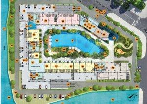 Bán căn hộ chung cư tại Jamila Khang Điền - Quận 9 - Hồ Chí Minh Giá: 22.5 triệu/m²  dt: 69m² LH:0932713062    Hạnh
