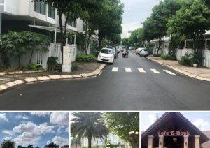 Bán nhà Mega Village Khang Điền Q.9, trệt 2 lầu 158m2, mặt tiền 12m. Liên hệ 0909866992 Mr Phong