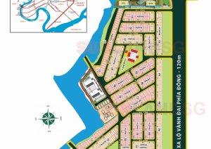 Bán đất nền KDC Khang An Q.9 dt: 8x20 hướng Bắc  giá 43 tr/m2- 0909128189