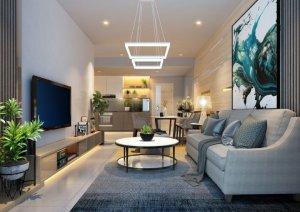 Mở bán căn hộ cao cấp mặt tiền đường Song hành - Tiếp giáp Q2 - 091 211 3978
