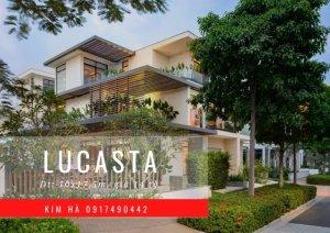 Nhà phố Lucasta  khang điền quận 9 giá 14 tỷ dt 175m. 0917490442