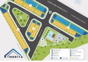 MERITA bán căn 5x17 view hồ bơi 4,950 tỷ - Ms Linh