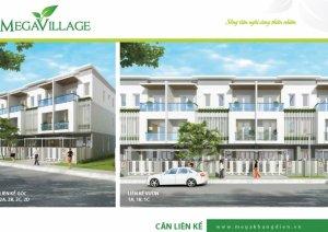 Nhà phố Mega Village đã hoàn thiện nội thất cao cấp 0909003611