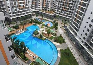 Bán căn hộ SAFIRA KHANG ĐIỀN 67m2, 2PN, tầng sân vườn. Liên hệ 0909866992 Mr Phong