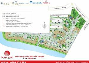 Bán biệt thự Villa Park đã hoàn thiện dt: 10x17  nhà hoàn thiện - 0909128189