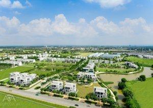 Bán liền kề , BT Melosa Garden  quận 9- tiếp giáp quận 2  khu compound 1 triệt 2 lầu diên tích 80m2 giá 2,9 ty