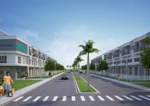 Cần bán nhà phố dự án Mega Residence - E13