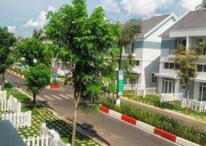 Bán nhà Q9 Mega Village, 5x15m, 2 lầu, full NT cao cấp, sổ hồng