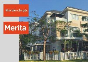 Bán nhà phố Merita khang điền căn góc giá 14,7 tỷ tel 0917490442