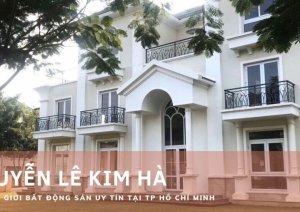 Bán căn biệt thự the Venica khang điền quận dt 246m, giá 30 tỷ Tel 0917490442 Ms Hà