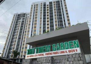 Bán căn hộ Thủ Thiêm Garden Q.9 dt: 64m2 giá 2.130 tỷ - 0909128189
