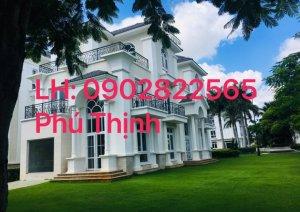 Biệt thự sân vườn VENICA- dt 500m2, LH 0902822565 Phú Thịnh