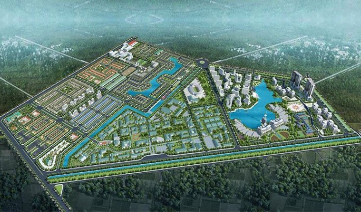 Dự án đất nền E.City Tân Đức Đức Hòa